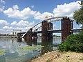 Podilsko-Voskresensky Bridge Construction August 11.jpg