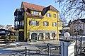 Poertschach Bahnhofplatz Hauptstrasse 158 Eckhaus Morokutti 25022014 066.jpg