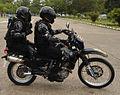 Policía Nacional de Panamá - Servicio Policivo Motorizado - Lince - (2012).jpg