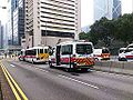 Police cars on Connaught Road Central on 2014-12-11 (6).JPG