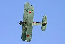 Polikarpov Po-2 28 (G-BSSY) (6740739869).jpg