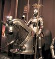 Polish cavalry man first half of XVI century.PNG
