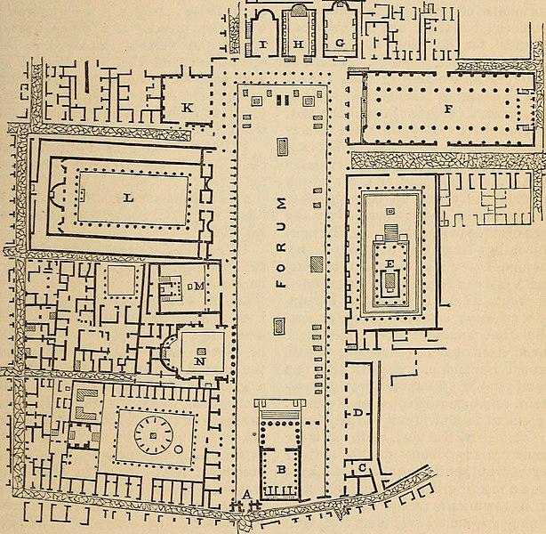 File:Pompei forum map (1840).jpg
