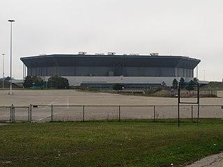 Pontiac Silverdome American architectural structure
