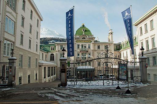 Pontresina Grand Hotel Kronenhof