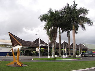 Bauerfield International Airport airport in Vanuatu