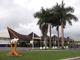 Bauerfield International Airport - Bauerfield International Airport