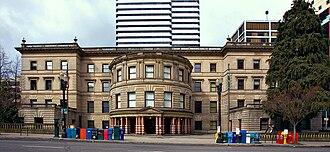 Portland City Hall (Oregon) - Image: Portland City Hall