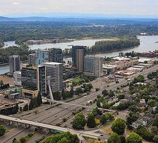 South Waterfront, Portland, Oregon