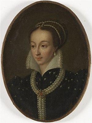 Eléanor de Roucy de Roye - Image: Portrait de Eléonore de Roye, princesse de Condé