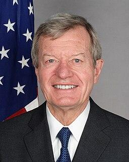 Max Baucus American politician