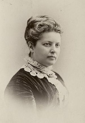 Mary Mapes Dodge - Image: Portrait of Mary Mapes Dodge