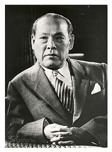 Portrait of Mr. Tetsuzo Inumaru(Copyright protected by Imperial Hotel, Ltd in Japan).jpg