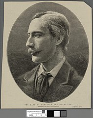 The Earl of Dunraven and Mount-Earl