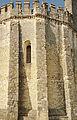 Portugalia Tomar szesnastokatna rotunda fragment muru.jpg