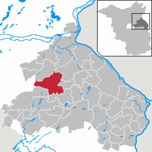 Prötzel - Image: Prötzel in MOL
