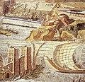 Praeneste - Nile Mosaic - Section 10 - Detail.jpg