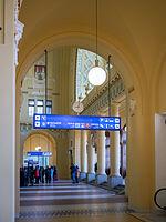 Prag Jugendstil Hauptbahnhof 9.JPG