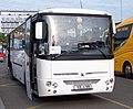Praha, Na Knížecí, Karosa LC 936, ČSAD autobusy ČB z Milevska.jpg
