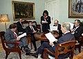 President George H. W. Bush meets with senior staff.jpg