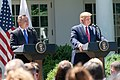 President Trump Participates in a Joint Press Conference (48052658841).jpg