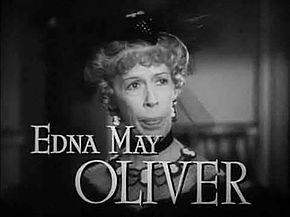 Edna May Oliver — Wikipédia