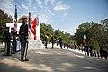 Prime Minister of Italy Matteo Renzi visits Arlington National Cemetery (29802447303).jpg