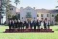 Primera foto oficial del Gabinete Ministerial de Michelle Bachelet.jpg