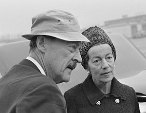 Prince Aschwin of Lippe-Biesterfeld - Image: Prince Aschwin and Simone Arnoux 1966