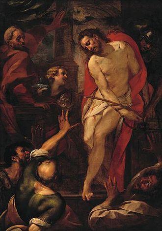 Giulio Cesare Procaccini - Image: Procaccini Ecce Homo
