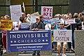 Protesting Illinois 6th District Republican Congressman Peter Roskam Chicago Illinois 7-26-18 2834 (43667659541).jpg