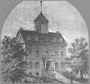 Province House (Boston, Massachusetts) - Province House, Boston