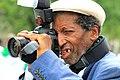 Pulitzer-Prize Winning Photographer John H. White at the Bud Billiken Parade 2015 (20242964418).jpg