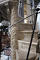 Pulpito del duomo di pietrasanta, scala di andrea baratta (xvii sec).JPG
