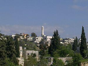 Kafr Qaddum - General view of Kafr Qaddum