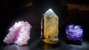 Amethyst and Citrine: Healing and Self-Empowerment