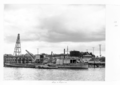 Queensland State Archives 4090 Dredges Brisbane River c 1949.png