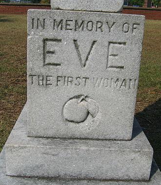 Robert Quillen - Quillen's Monument to Eve, 1925