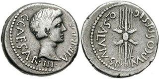 Quintus Salvidienus Rufus Roman general