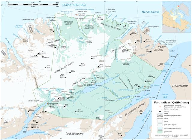 Datei:Quttinirpaaq National Park map-fr.png – Wikipedia