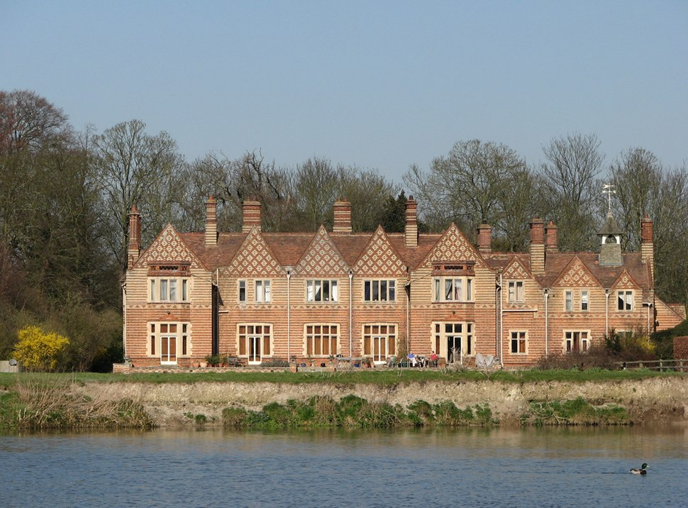 Quy Hall, Cambridgeshire-geograph.org.uk-2298625