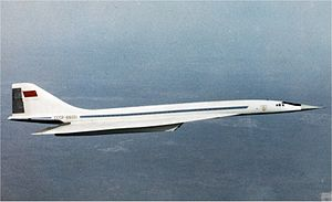 RIAN archive 566221 Tu-144 passenger airliner (cropped).jpg
