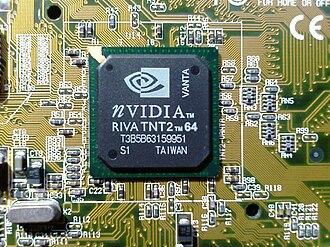 RIVA TNT2 - RIVA TNT2 VANTA GPU