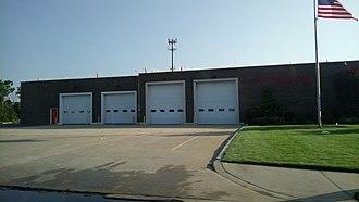 Rio Grande, New Jersey - Image: R Io Grande NJ Fire S Tation