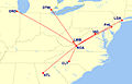 ROA nonstop passenger flights as of July 30 2012.jpg