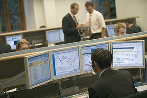 Trading room - RVS Trading room