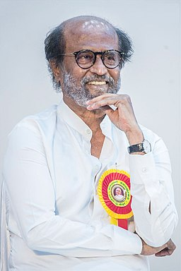 Rajinikanth Felicitates Writer Kalaignanam