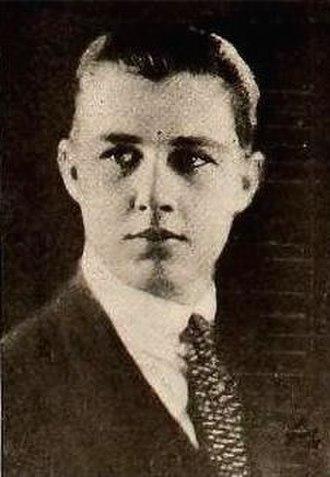 Francis X. Bushman Jr. - Bushman in 1920