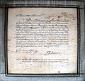 Rathaus Stainz Brief Erzherzog Johann.jpg