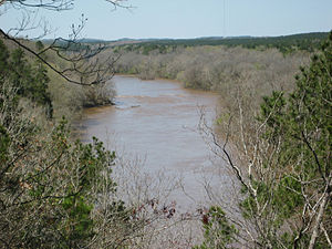 Raven Rock State Park - The Cape Fear River as seen from Raven Rock State Park